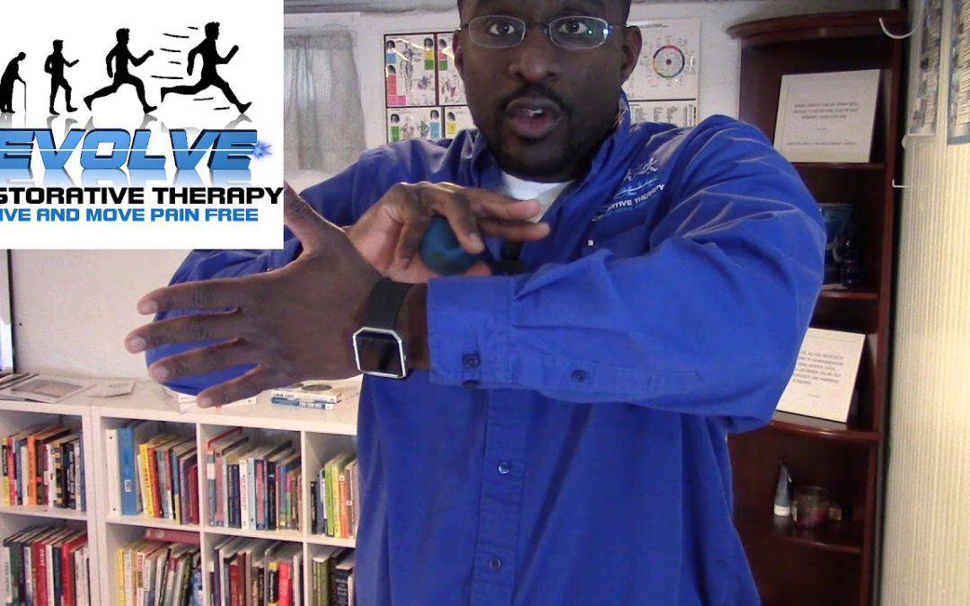 Mindfully working on bringing back hand strength and eliminating thumb pain